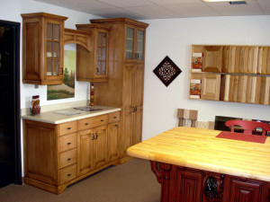 Nelson's Cabinets' Shop Showroom